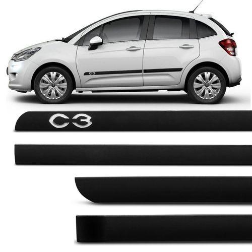 Friso-Lateral-C3-201-2-Mod-Opcional-Preto-Personalizado-Kit-4-Pecas-connectparts---1-