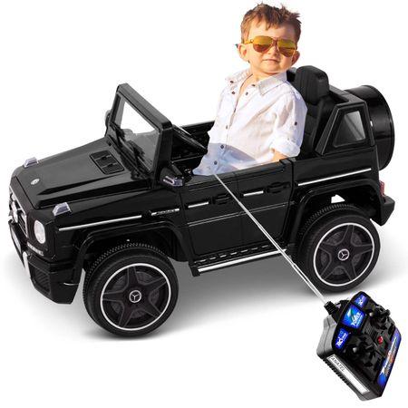 Carro-Eletrico-Mercedes-Off-Road-Amg-V8-Com-Controle-12V-connectparts--1-