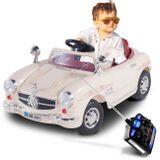 Carro-Eletrico-Antigo-Com-Controle-Remoto-Bege-6V-connectparts--1-