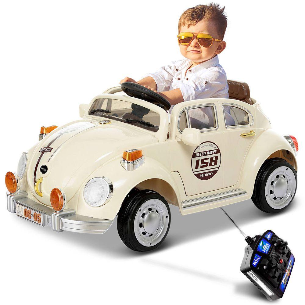 17883ebcc3 Carro Elétrico para Crianças Acima de 3 Anos - Connect Parts