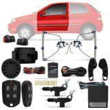 Kit-Vidro-Eletrico-Strada-Palio-04-a-11-Dianteiro-Sensorizado---Alarme-Positron---Trava-Eletrica-2P--Connect-Parts--1-