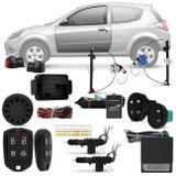 Kit-Vidro-Eletrico-Ford-Ka-2008-a-2014-Dianteiro-Sensorizado---Alarme-Positron---Trava-Eletrica-2P-Connect-Parts--1-