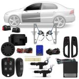 Kit-Vidro-Eletrico-Voyage-Gol-G5-G6-G7-Dianteiro-Sensorizado---Alarme-Positron---Trava-Eletrica-4P-Connect-Parts--1-
