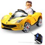 Carro-Eletrico-Esporte-Luxo-Amarelo-Com-Controle-Remoto-12V-connectparts--1-