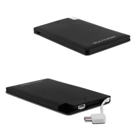 Carregador-Bateria-Auxiliar-Multilaser-CB085-Portatil-Power-Bank-Slim-2500MAH-USB-GPS-connectparts---3-