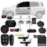 Kit-Vidro-Eletrico-Uno-Fiorino-2011-a-2018-Dianteiro-Sensorizado---Alarme-Positron---Trava-Eletrica-2P-Connect-Parts--1-