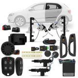 Kit-Vidro-Eletrico-Gol-Voyage-G6-13-a-15-Traseiro-Sensorizado---Alarme-Positron---Trava-Eletrica-4P-Connect-parts--1-