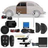 Kit-Vidro-Eletrico-VW-Fusca-1959-a-1996-Dianteiro-Sensorizado---Alarme-Positron---Trava-Eletrica-2P-Connect-Parts--1-