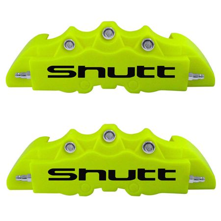 Capa-Pinca-De-Freio-Tuning-Universal-Shutt-Amarela-Fluorescente-2-Pecas-Similar-Brembo-connectparts---2-