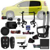 Kit-Vidro-Eletrico-Novo-Uno-10-a-13-Traseiro-Sensorizado-Cinza---Alarme-Positron---Trava-Eletrica-2P-Connect-Parts--1-