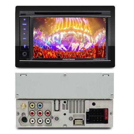 Central-Multimidia-Positron-SP8720-DTV-2-Din-62---Moldura-Painel-2-DIN-DVD-connect-parts--1-
