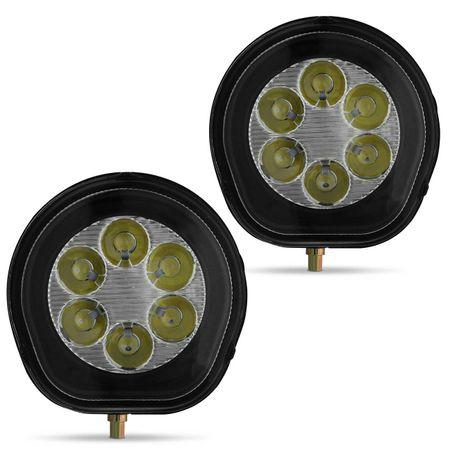 Par-Farol-de-Milha-6-LEDs-Brava-1999-2000-2001-2002-2003-Auxiliar-Neblina-connectparts--1-