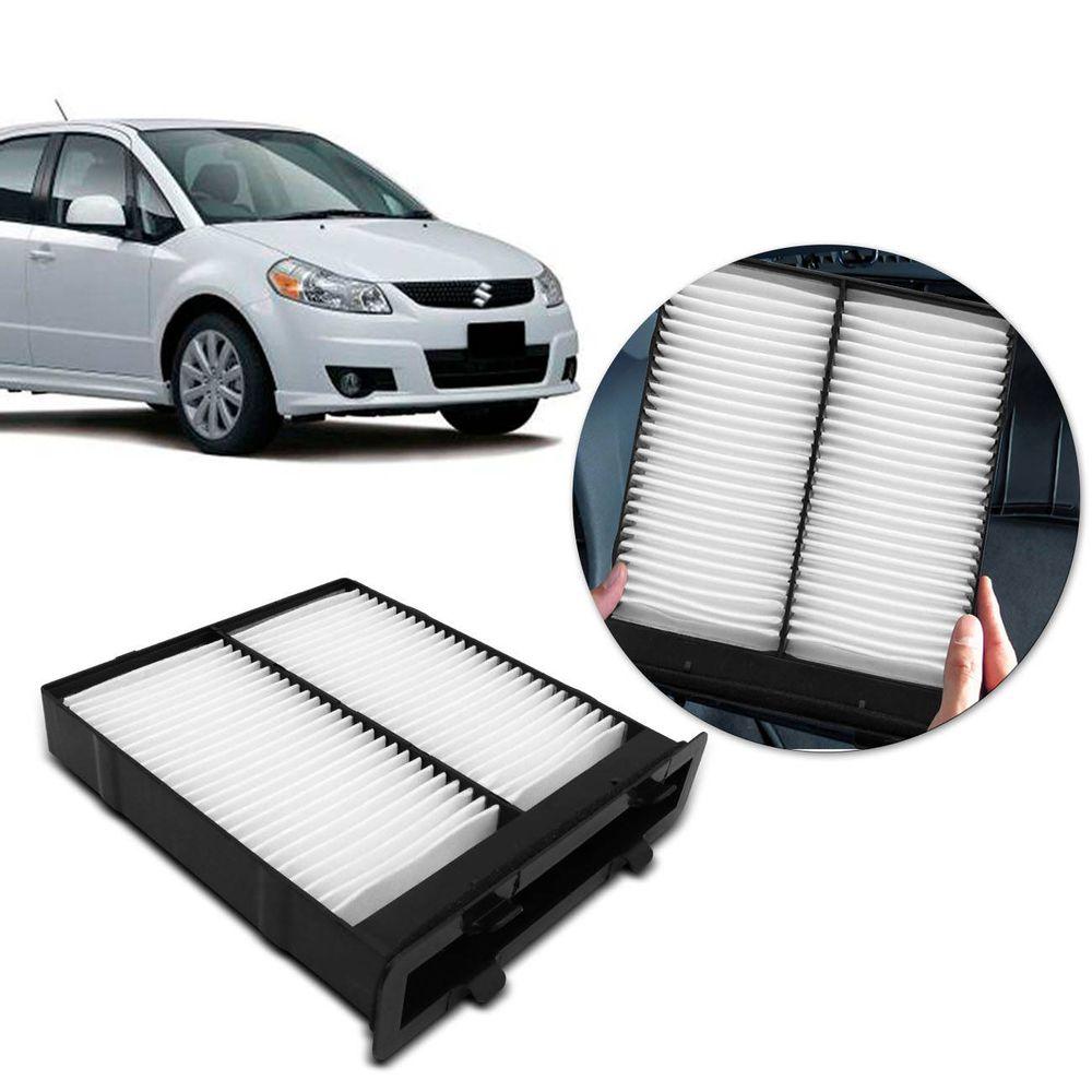 4603f76be Filtro de Ar Condicionado Cabine Suzuki SX4 2009 a 2015 Seineca
