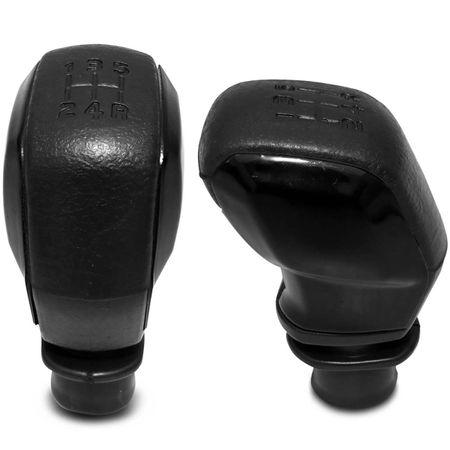 Bola-De-Cambio-Manopla-Peugeot-206-207-208-307-308-01-18-Preta-Lateral-Preta-Brilhante-connectparts---2-