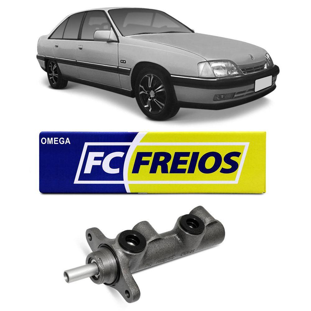 4253d32658a Cilindro Mestre Freio Omega e Suprema 92 a 98 - Connect Parts