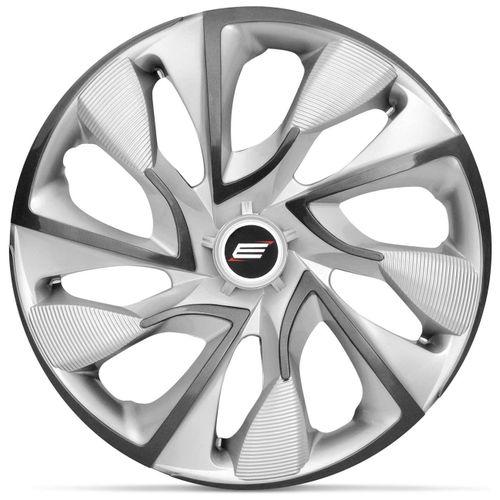 Calota-Aro-14-Tuning-DS4-Universal-Silver-Cup-Prata-e-Grafite-connectparts---1-