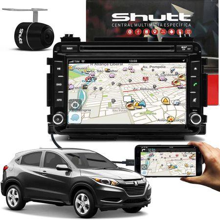 Central-Multimidia-Automotiva-Shutt-Strong-8-Pol-Honda-Hrv-15-A-17-Espelhamento-Usb-Gps-Tv-Digital-connectparts--1-