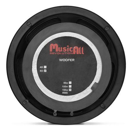 Woofer-Musicall-Kaverao-6-Polegadas-150W-RMS-8-Ohms-Bobina-Simples-connectparts---4-