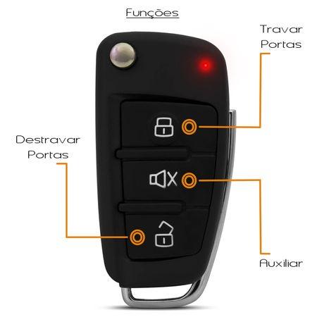 Chave-Canivete-Audi-Preta-Alarmes-Positron-Ate-2012-com-Emblemas-connect-parts--1-