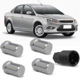 Jogo-4-Porcas-Antifurto-Cromadas-Roda-M12-x-15-Focus-Sedan-2011-a-2013-com-Chave-Segredo-connectparts---1-