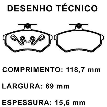 Pastilhas-De-Freio-Dianteira-Audi-Cabriolet-Coupe-Vw-Golf-Passat-Polo-Van-Seat-Cordoba-Ibiza-Inca-To-connectparts---2-