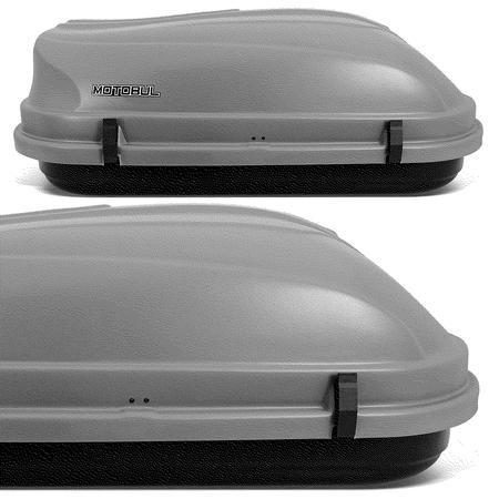 Bagageiro-Maleiro-de-Teto-Motobul-Kia-Carens-1999-a-2015-Cinza-e-Preto-Adesivo-e-Chave-connectparts---1-