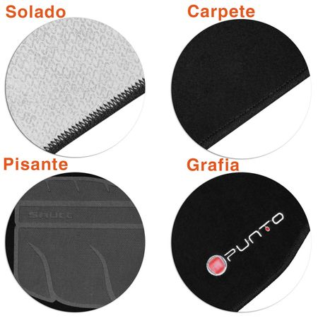 Jogo-Tapetes-Carpete-Punto-13-14-15-Preto-Logo-Bordado-5-pecas-Connect-Parts--4-