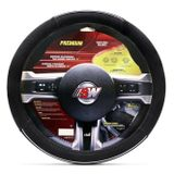 Capa-Protetora-de-Volante-Sw-Premium-Grip-2-Pu-Preta-Texturizada-Detalhe-Cromado-connectparts--1-