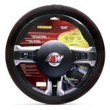 Capa-Protetora-de-Volante-Sw-Premium-Stit-Vermelho-Pu-Preta-Lisa-Detalhes-De-Costura-Cor-Vermelha-connectparts--1-