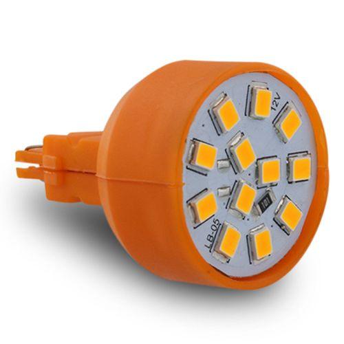 Lampada-Led-T20-2-Polos-12V-Ambar-connectparts---1-