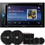DVD-Player-Automotivo-Pioneer-AVH-A208BT-2-Din---Kit-2-Vias-Pioneer-TS-C170BR-6-Pol-120W-RMS-connectparts---1-