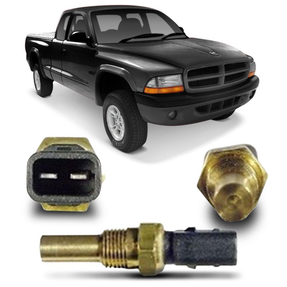 14d6ac841 Sensor Temperatura Água Dodge Dakota 3.9 1995 A 2001 (Cebolinha)