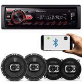 MP3-Player-Automotivo-Pioneer-MVH-298BT-1-Din-Bluetooth---Alto-Falantes-Pioneer-5-e-6-Pol-240W-RMS-connectparts---1-