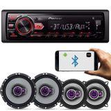 MP3-Player-Automotivo-Pioneer-MVH-298BT-1-Din-Bluetooth---Alto-Falantes-Pioneer-5-e-6-Pol-200W-RMS-connectparts---1-
