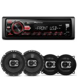 MP3-Player-Automotivo-Pioneer-MVH-98UB-1-Din---Alto-Falantes-Pioneer-5-e-6-Pol-240W-RMS-connectparts---1-
