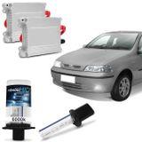 Kit-Lampada-Xenon-para-Farol-de-milha-Fiat-Palio-G1-1996-e-2002-h1-6000k-12v-35W-connectparts---1-