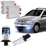 Kit-Lampada-Xenon-para-Farol-de-milha-Fiat-Palio-Weekend-2002-a-2004-h1-8000k-12v-35W-connectparts---1-