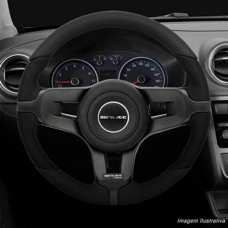 Volante-Mustang-Jetta-Alemao-Couro-Grafite-Parte-Superior-E-Infeior-Aplique-Grafite-Emblema-Xtreme-connectparts--1-