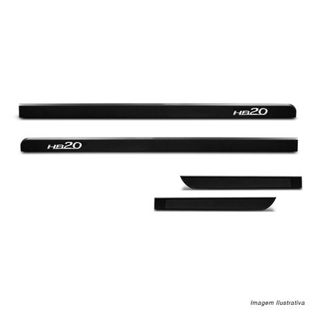 Jogo-De-Friso-Lateral-Preto-Fosco-Para-Hb20-2012-A-2018-Com-Nome-Cromado-connectparts---2-