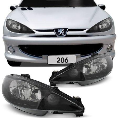 Par-Farol-Peugeot-206-2000-2001-2002-2003-2004-2005-2006-Mascara-Negra-Foco-Duplo-connectparts---1-