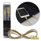 Cabo-Metalico-Premium-Ultra-Resistente-Iphone-1-Metro-Gold-Dourado-Conector-Lightning-connectparts---1-