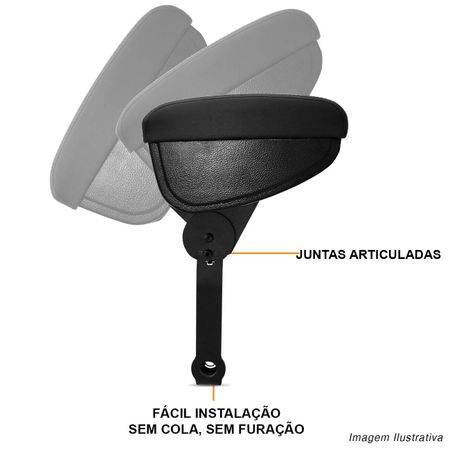 Apoio-De-Braco-Ka-2008-A-2013-S-Porta-Copos-Couro-Ecologico-Preto-Linha-Preta-connectparts---2-