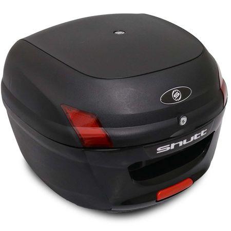 Bauleto-Moto-Shutt-34-Litros-Bau-Preto-Brilhante-Adesivo-Preto-com-escrita-branca-connectparts--1-