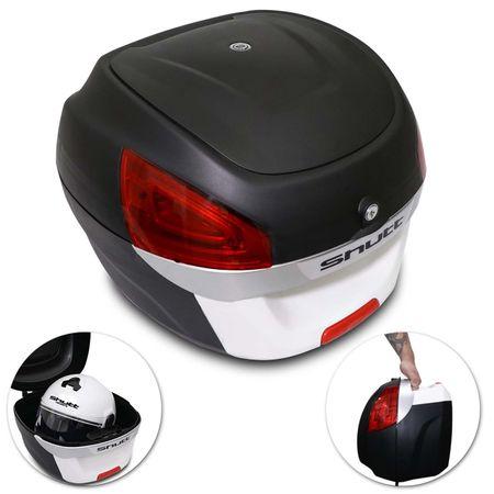 Bauleto-Moto-Shutt-29-Litros-Bau-Branco-Adesivo-Escovado-com-escrito-preto-connectparts--1-