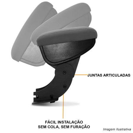 Apoio-De-Braco-Golf-1999-A-2013-Couro-Ecologico-Cinza-Linha-Cinza-connetcparts---2-