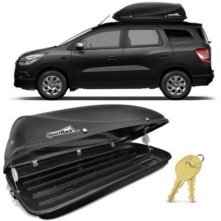Bagageiro-Maleiro-de-Teto-Thule-Jetbag-Chevrolet-Spin-2012-a-2018-450-Litros-50KG-Preto-SportRack-connect-parts--1-