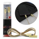 Cabo-Metalico-Premium-Ultra-Resistente-V8-1-Metro-Gold-Dourado-connectparts---1-