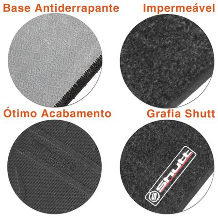 Kit-Shutt-Tapete-Carpete-Impermeavel-Grafite---Pedaleira---Manopla-Freio-e-Cambio-Cromada-connect-parts--1-