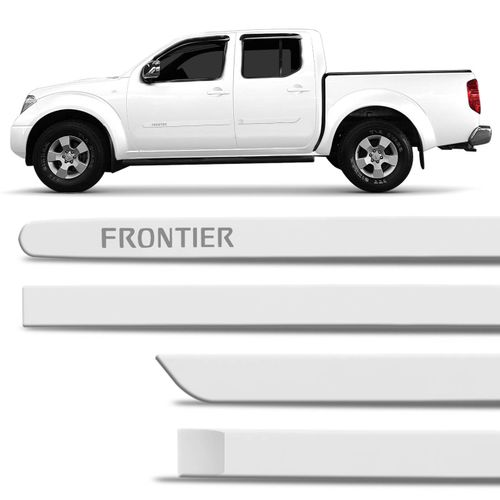 Jogo-Friso-Latera--Nissan-Frontier-13-a-15-Branco-Glacial-4-Portas-Connect-Parts--1-