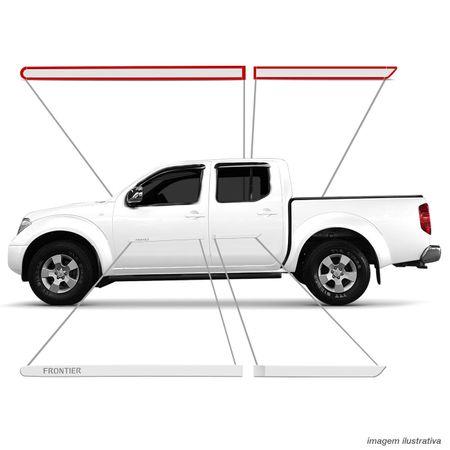 Jogo-Friso-Latera--Nissan-Frontier-13-a-15-Branco-Glacial-4-Portas-Connect-Parts--5-